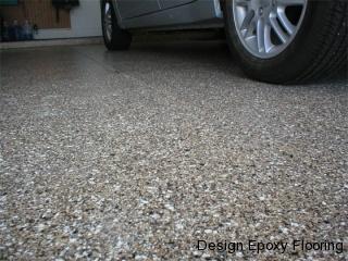 Utah Epoxy Garage Floor